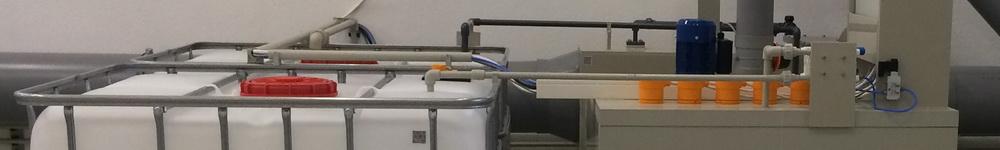 Verdunster für Spülwasser