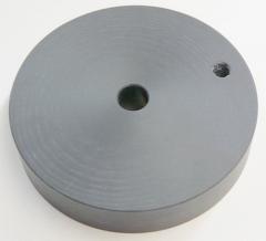 Exzenterscheibe PVC 130